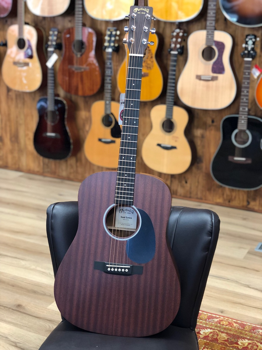 MARTIN - DRS1-  Solid Sapele