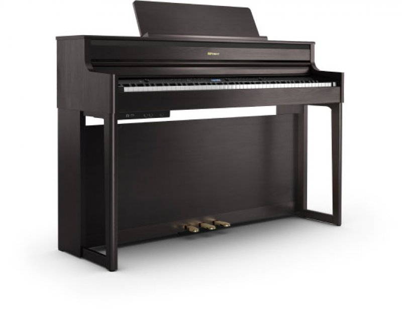 ROLAND - Digitale piano - HP704 CH incl stand