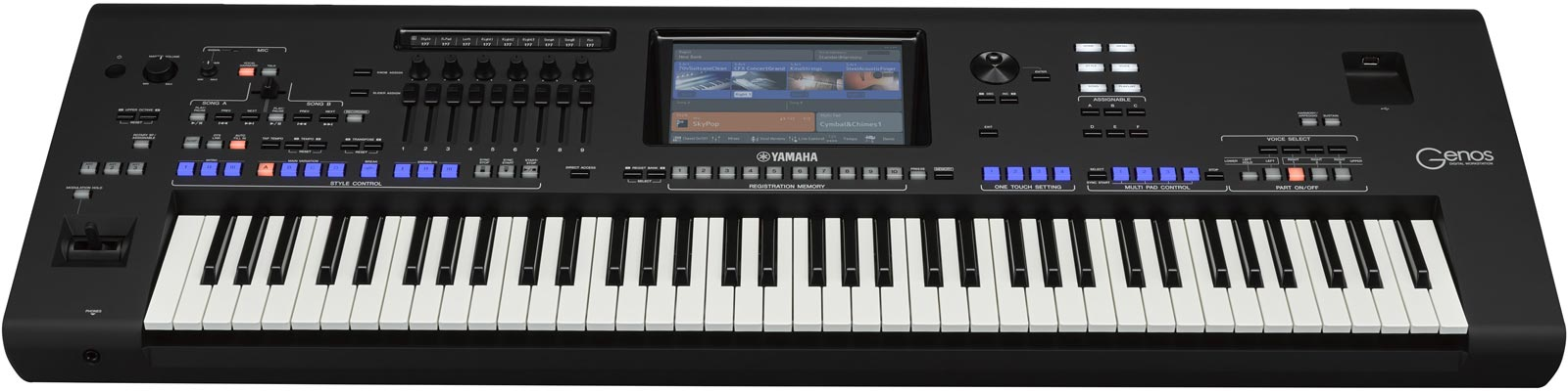 YAMAHA - Genos Digital Workstation