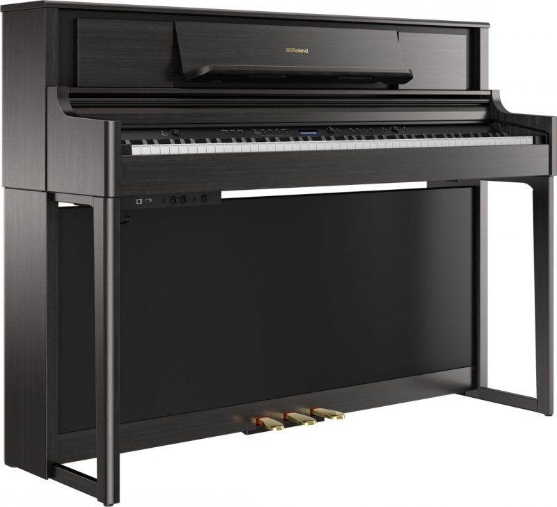 ROLAND -LX705- Digital Piano - Charcoal Black