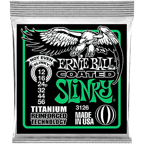 ERNIE BALL - 3126 - 012-056 Coated - not even